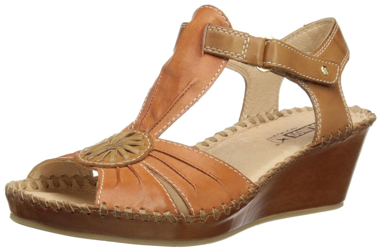 Pikolinos Women's Margarita Wedge Sandal B005A25UJE 42 M EU|Caldera