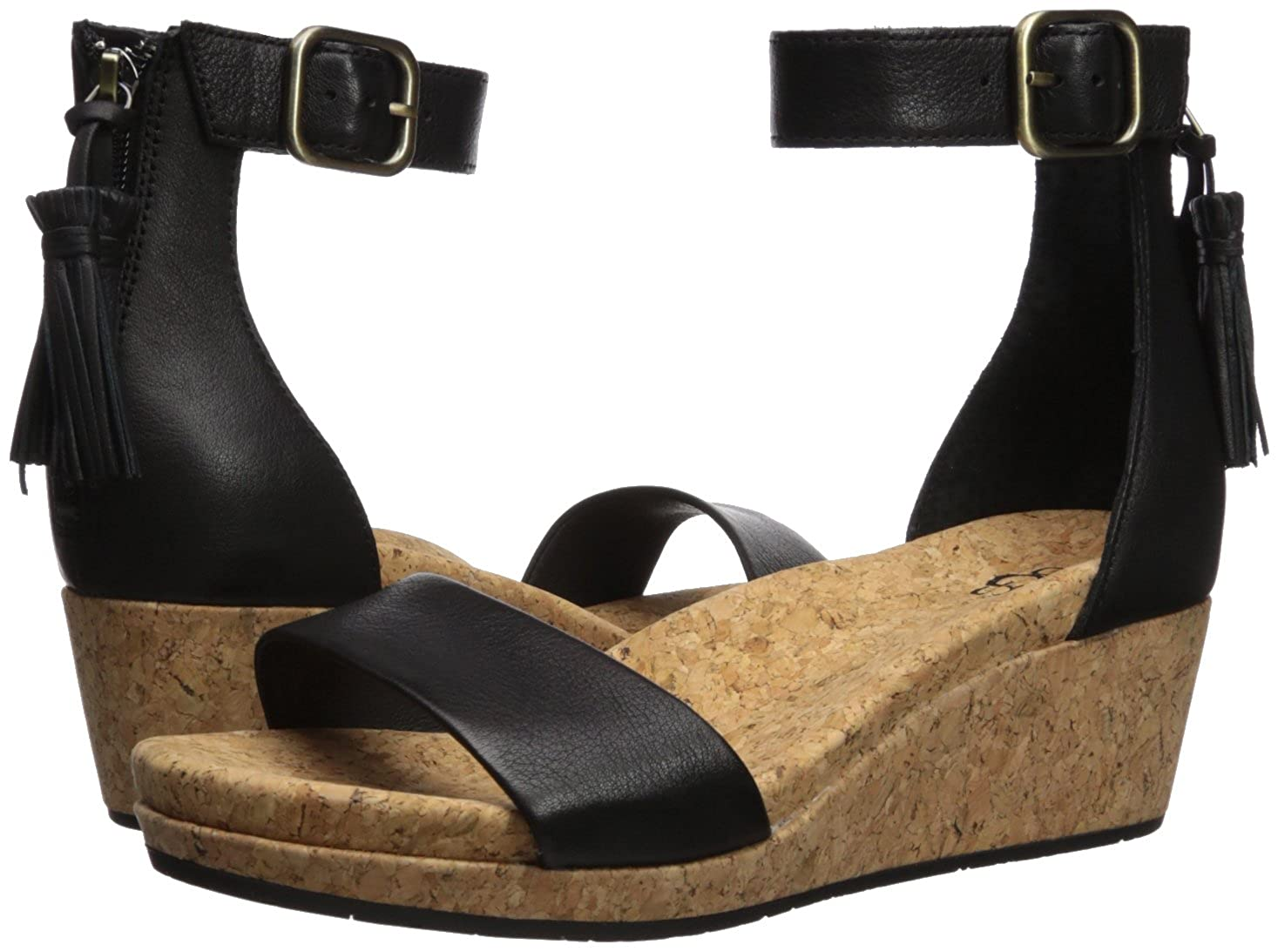 e3db304e921 UGG Women s Zoe Wedges  Amazon.co.uk  Shoes   Bags