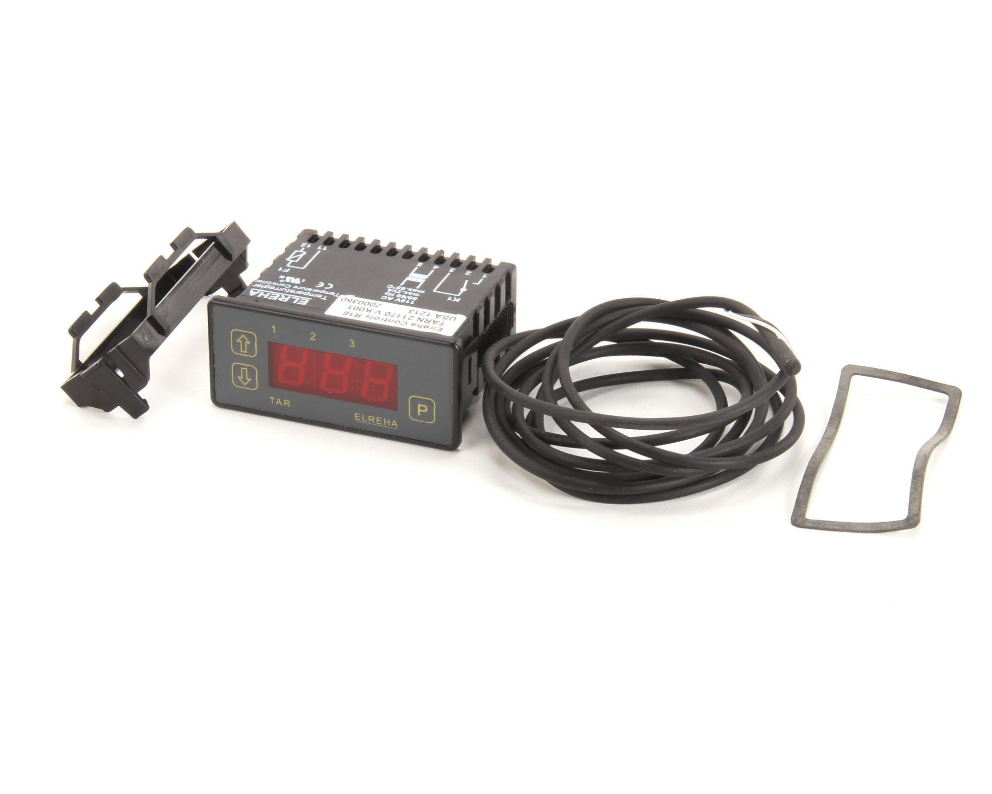 Duke 216837 Digital Thermostat, 120V