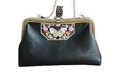 100 Hand Embroidery Handbag Purse Clutch Evening Bag 201 Handbags
