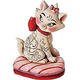Disney Traditions 4026082 Figurine Perfection de Ronronnement Marie Résine 12 cm