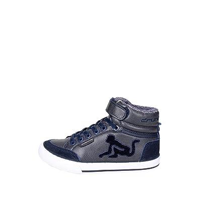 Drunknmunky BOSTON BOUCLE K54 Sneakers Boy Blue 33  Amazon.co.uk  Shoes    Bags cf862e93bcc