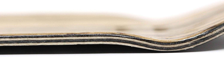 Skull Fingerboards ¥ Natura ¥ Wooden Fingerboard Deck 34mm