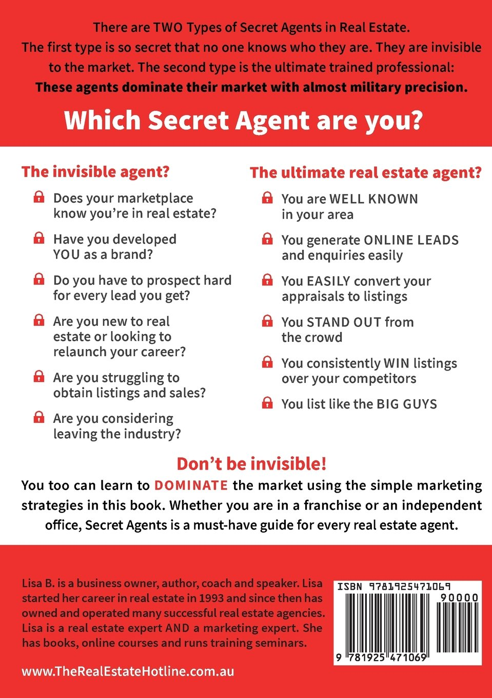 Secret Agents How The Top Real Estate Agents List More Sell More