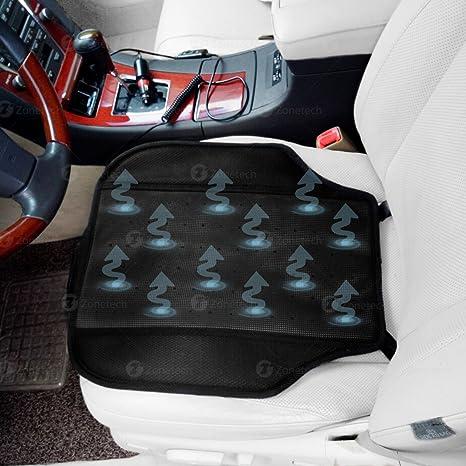 Zone Tech Cooling Car Seat Cushion Pad