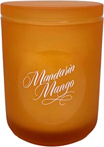 DW Home Mandarin Mango Scented Candle