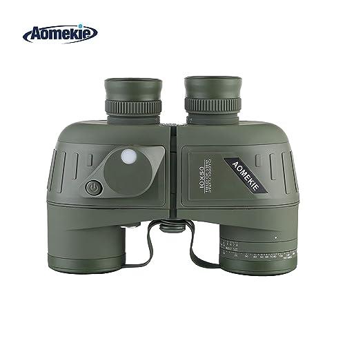 Aomekie Marine Military Binoculars
