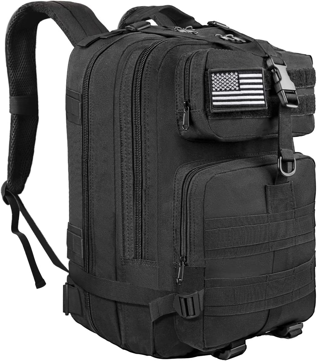 NOLA Military Tactical Backpack