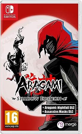 Aragami: Shadow Edition (Nintendo Switch): Amazon co uk: PC