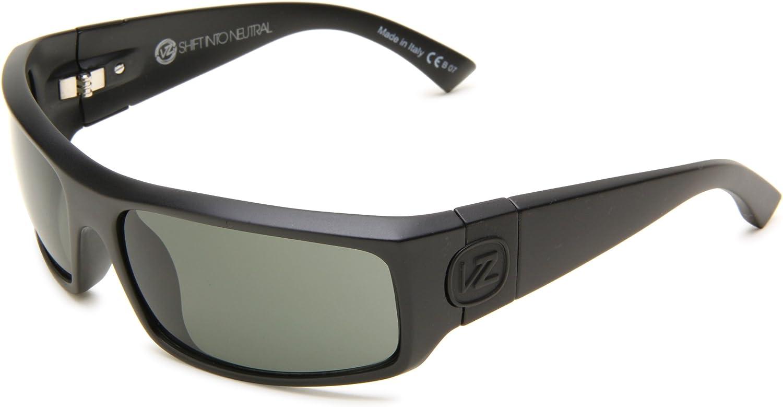 VonZipper Men's Kickstand Rectangular Sunglasses