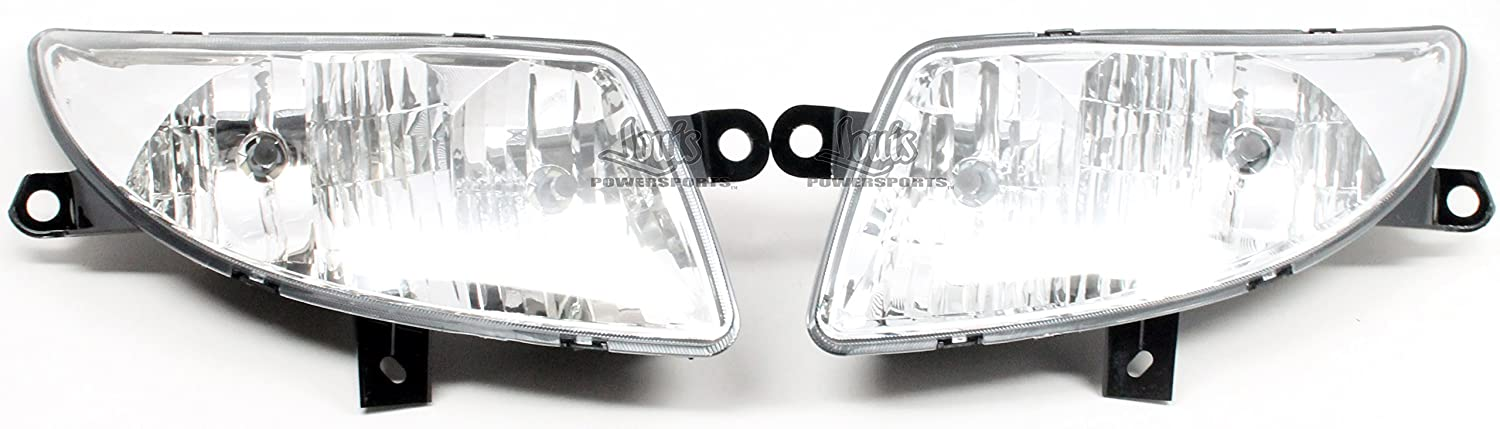 Arctic Cat 2005 2006 400 500 650 ATV Front Left and Right Headlight Kit New OEM