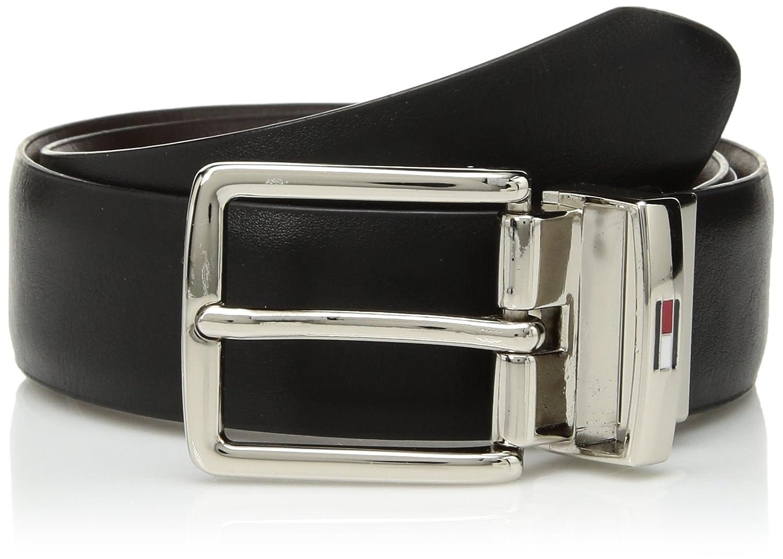 Tommy Hilfiger Boys' Big Reversible Dress Belt 12TL01XZ01