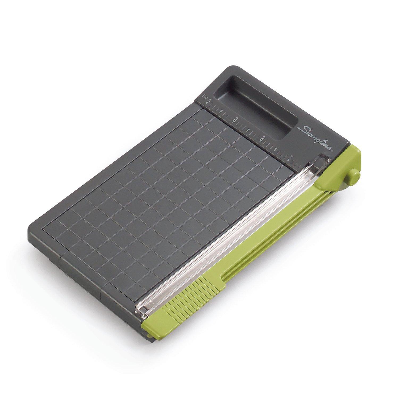 Swingline ClassicCut Compact Guillotine Paper Trimmer, CL50-1060T ACCO Brands
