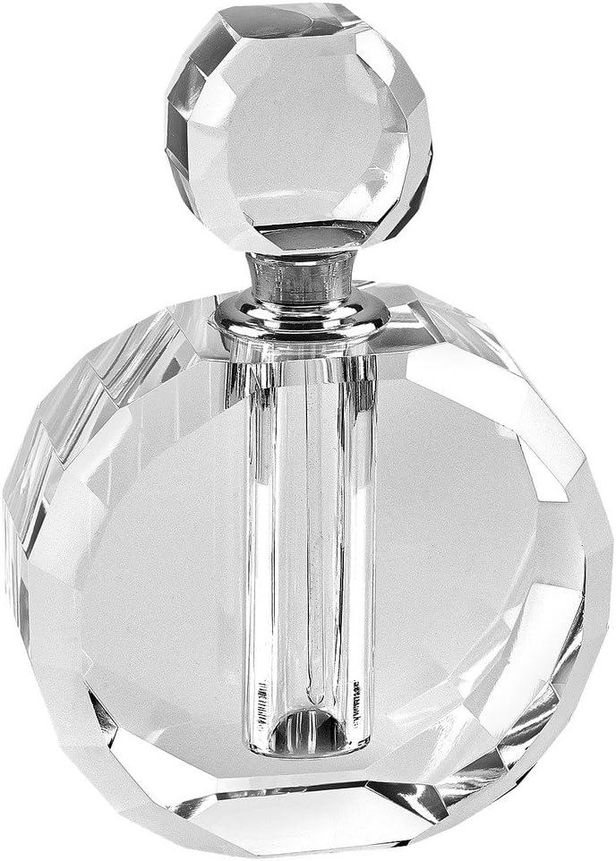 Badash - Zoe Handcrafted Round Crystal Perfume H4