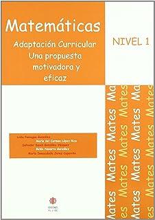 Matemáticas: Adaptación curricular. Nivel 1. E.S.O.