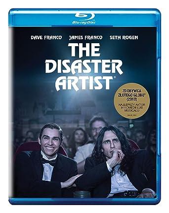 The Disaster Artist Blu-Ray Region Free IMPORT No hay versión ...
