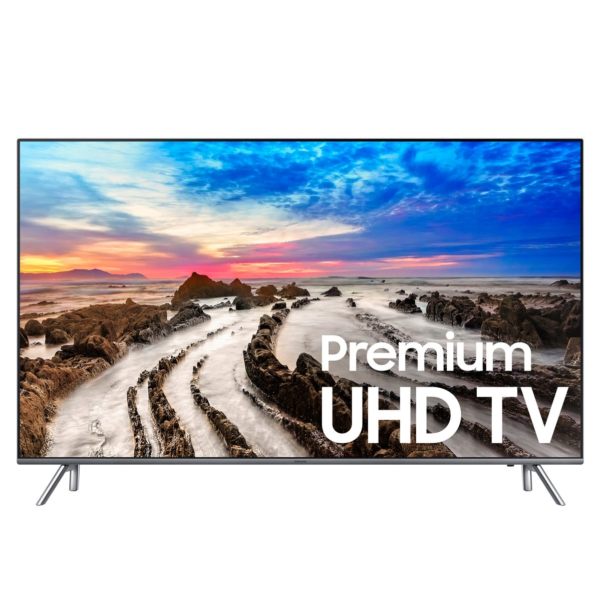Samsung Electronics UN75MU8000 75-Inch 4K Ultra HD Smart LED TV (2017 Model)