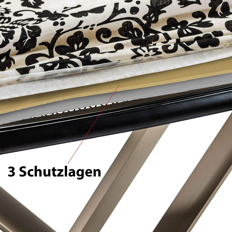 Bartnelli 51/x 48,3/cm Multi couches T-Leg Extra Large Planche /à repasser 3cm Multi couches T-Leg Extra Large Planche à repasser 1105