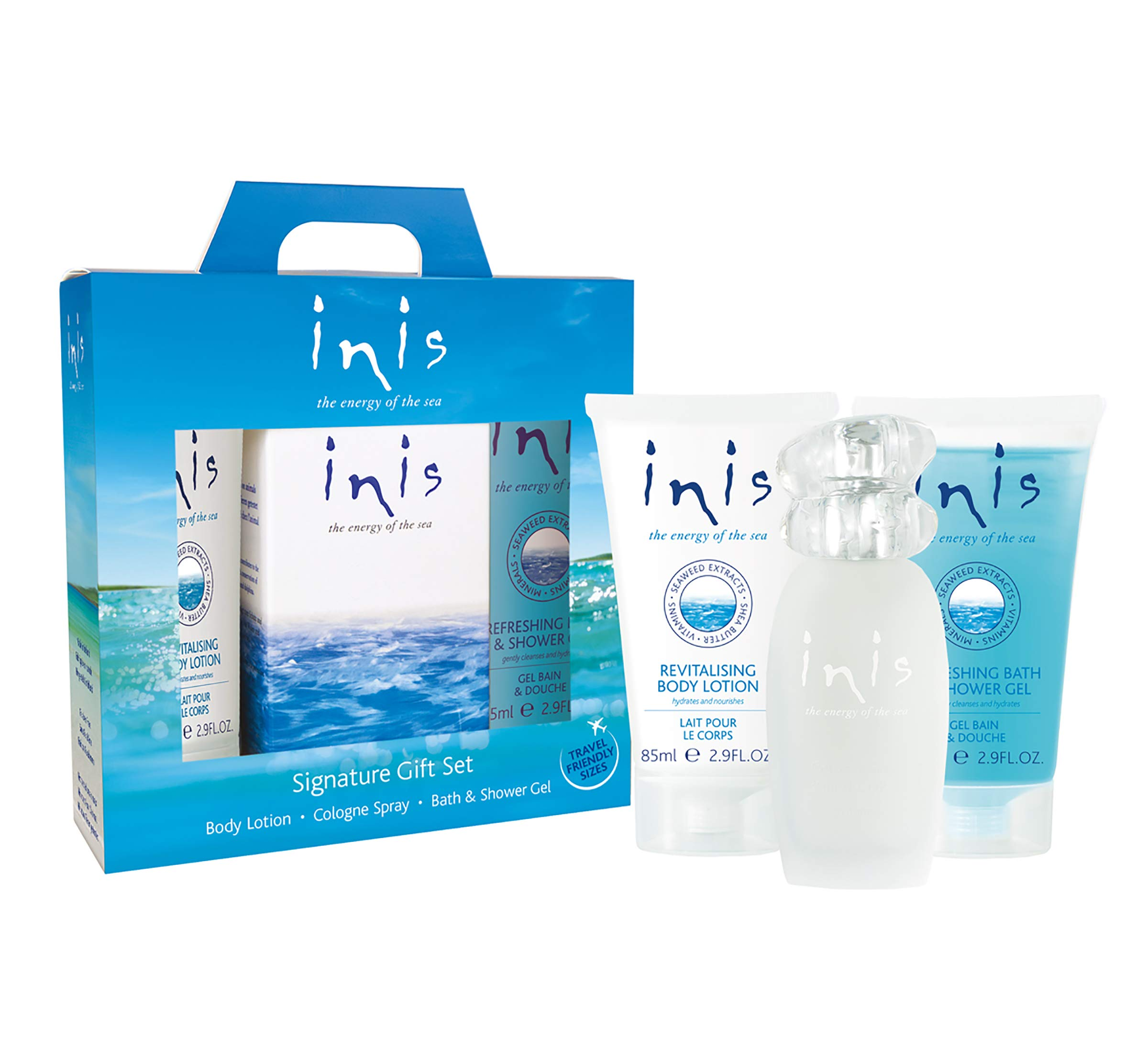 Inis the Energy of the Sea Signature Gift Set by Inis the Energy of the Sea