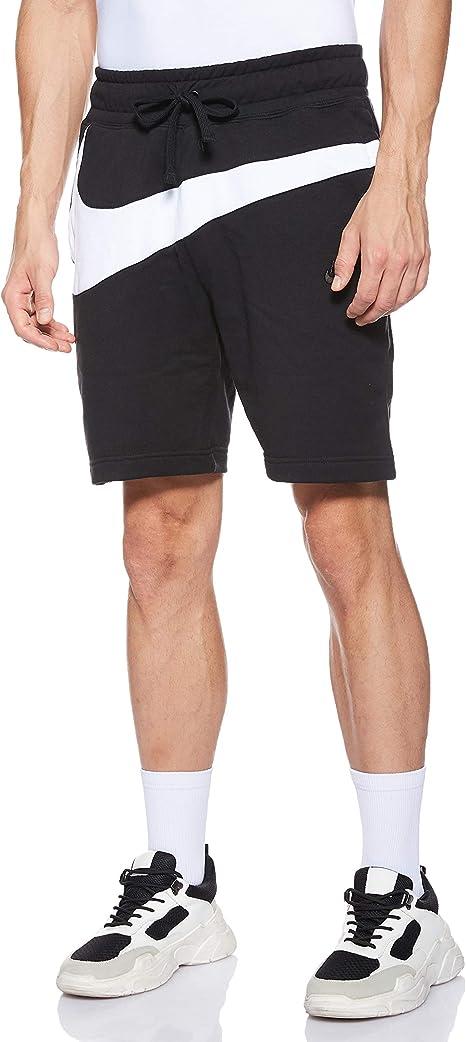 mens nike swoosh shorts