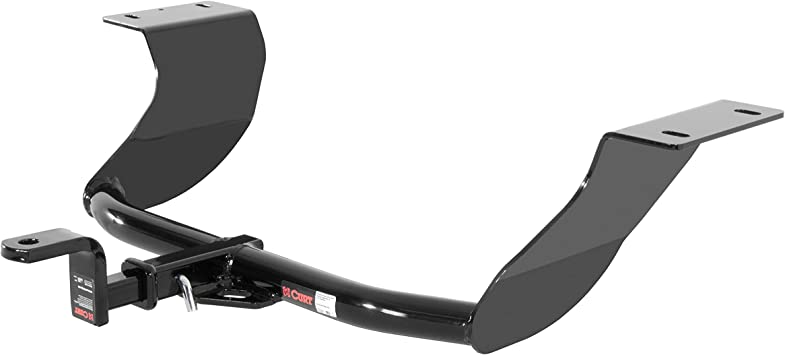 CURT 111923 Class 1 Trailer Hitch with Ball Mount 1-1//4-Inch Receiver  for Select Audi A3