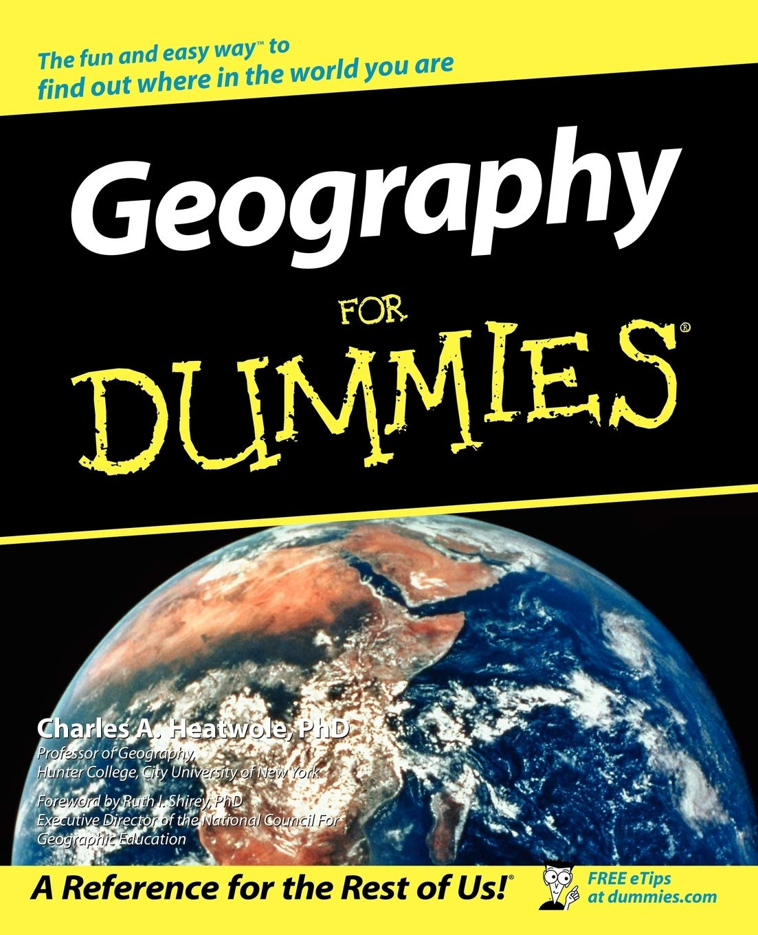 Geography For Dummies: Charles A. Heatwole, Ph.D.: 9780764516221:  Amazon.com: Books