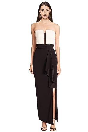 Tuxedo Evening Gown