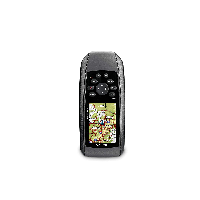 Garmin 78 Handheld GPS Navigator