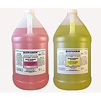 Biopharm pH Buffer Calibration Solution 2-Pack | 1 Gallon Each | pH 4 and pH 7 |...