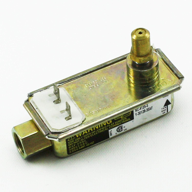 New 3203459 Oven Valve for Electrolux Gas Range Oven Safety Valve 3203459 AP2131109 PS446204 30128-35AF