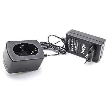 vhbw 220V cargador para batería de herramienta Makita 1220, 1222, 1233, 1234, 1235, 1420, 1422, 1822, 192600-1, 191679-9, 192019-4