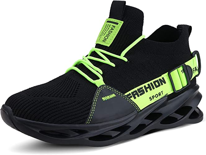 Mens Low Top Casual Sneakers Fashion Sport Running Breathable Outdoor Shoes New