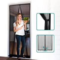 Deals on Homitt Magnetic Screen Door HT-SD01 39x83-inch