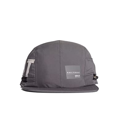 adidas Originals Men`s EQT 4 Panel Cap with A Hidden Drop-Down ...