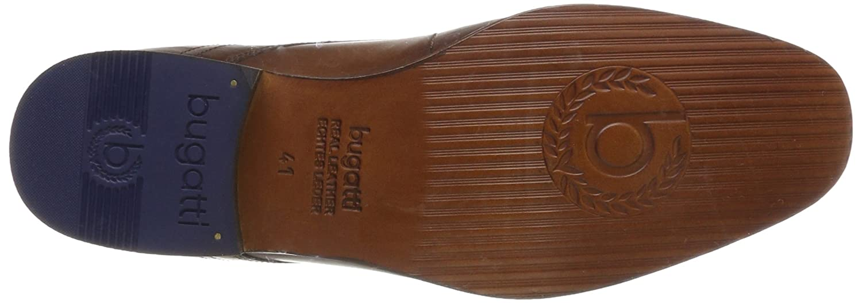Bugatti U0815PR1 Herren Herren Herren Derby Schnürhalbschuhe Braun (Braun 600) 95f3d2