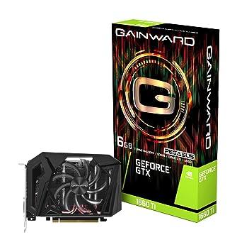 Gainward GeForce GTX 1660 Ti Pegasus 6 GB GDDR6 - Tarjeta ...