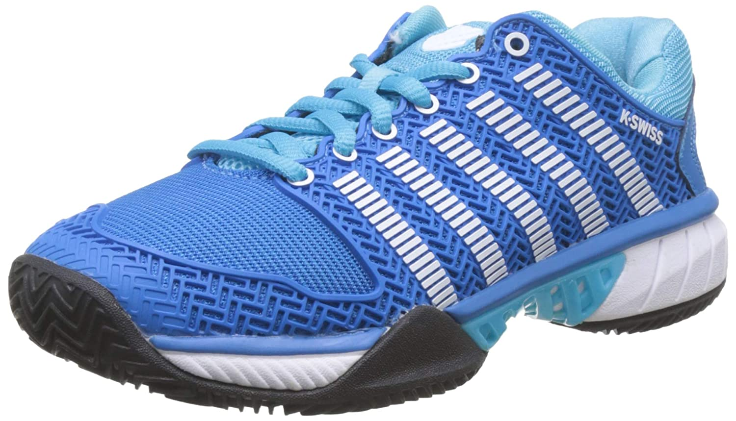 K-Swiss Zapatillas KS Hypercourt Exp HB Azul/Blanco EU 37 ...