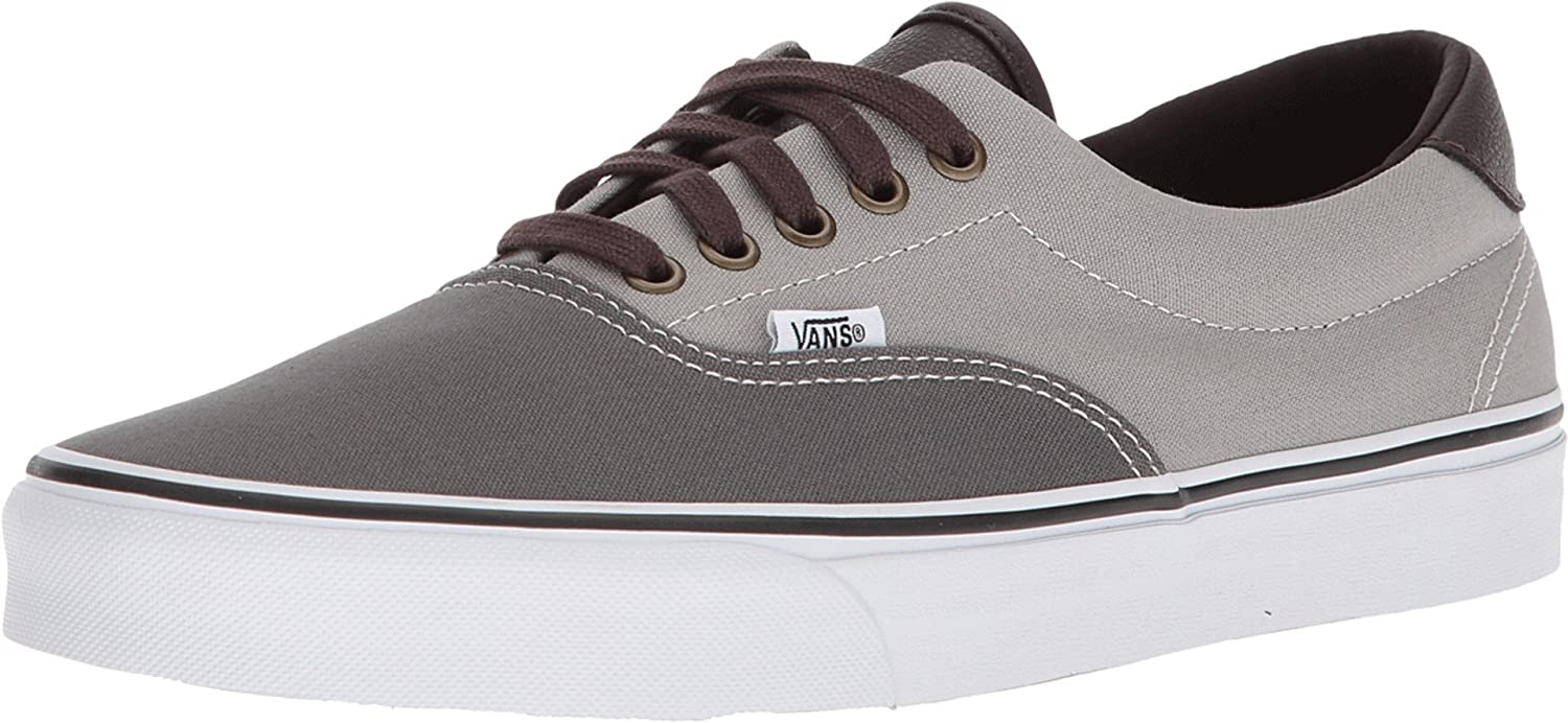 【VANS】バンズ/ERA エラ VN-0UC6DCT メンズシューズ/26.0cm27.5cm/Dark ShadowDress Blues/2カラー B076CVFXSS 9 Women / 7.5 Men M US|(2-tone C&l) Dark Gray/Gray (2-tone C&l) Dark Gray/Gray 9 Women / 7.5 Men M US
