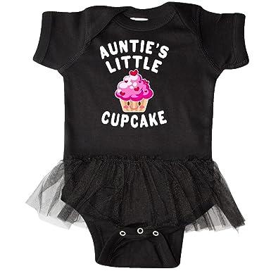 inktastic Aunties Little Cupcake Baby T-Shirt