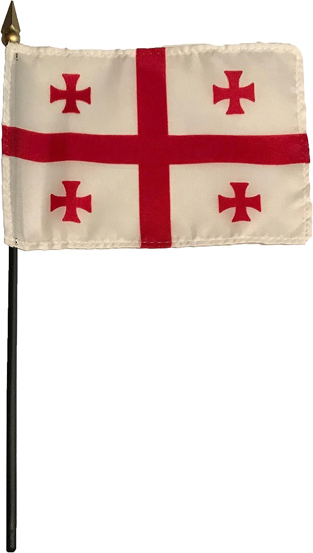 Georgia Republic Flag Georgia Republic Mini Banner