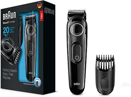 Cuchillas afiladas de larga duración para La recortadora barba y cabello,Dial de precisión para el r