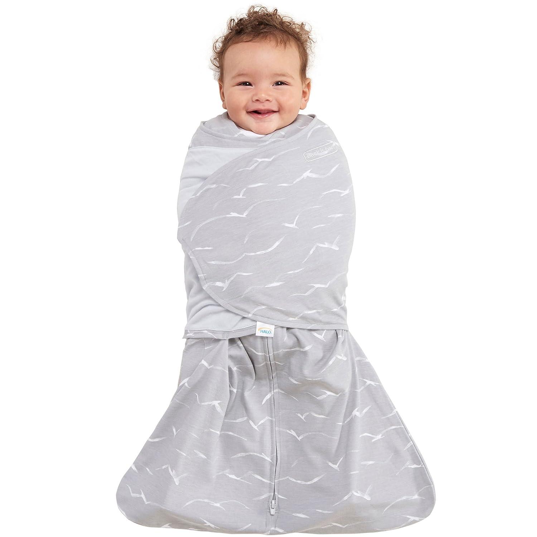 HALO SleepSack 100/% Cotton Swaddle Soft Pink Small