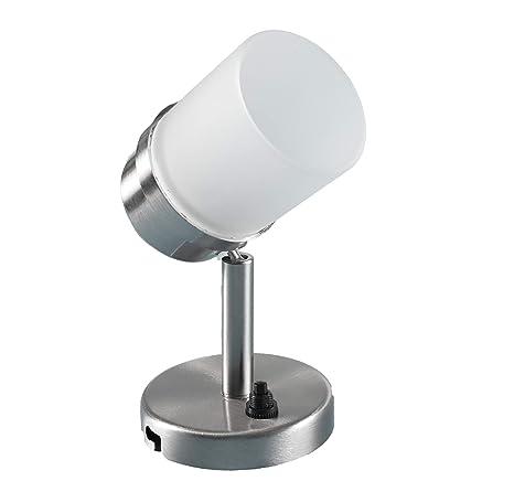Amazon.com: Facon - Lámpara de lectura LED de 12 V con base ...