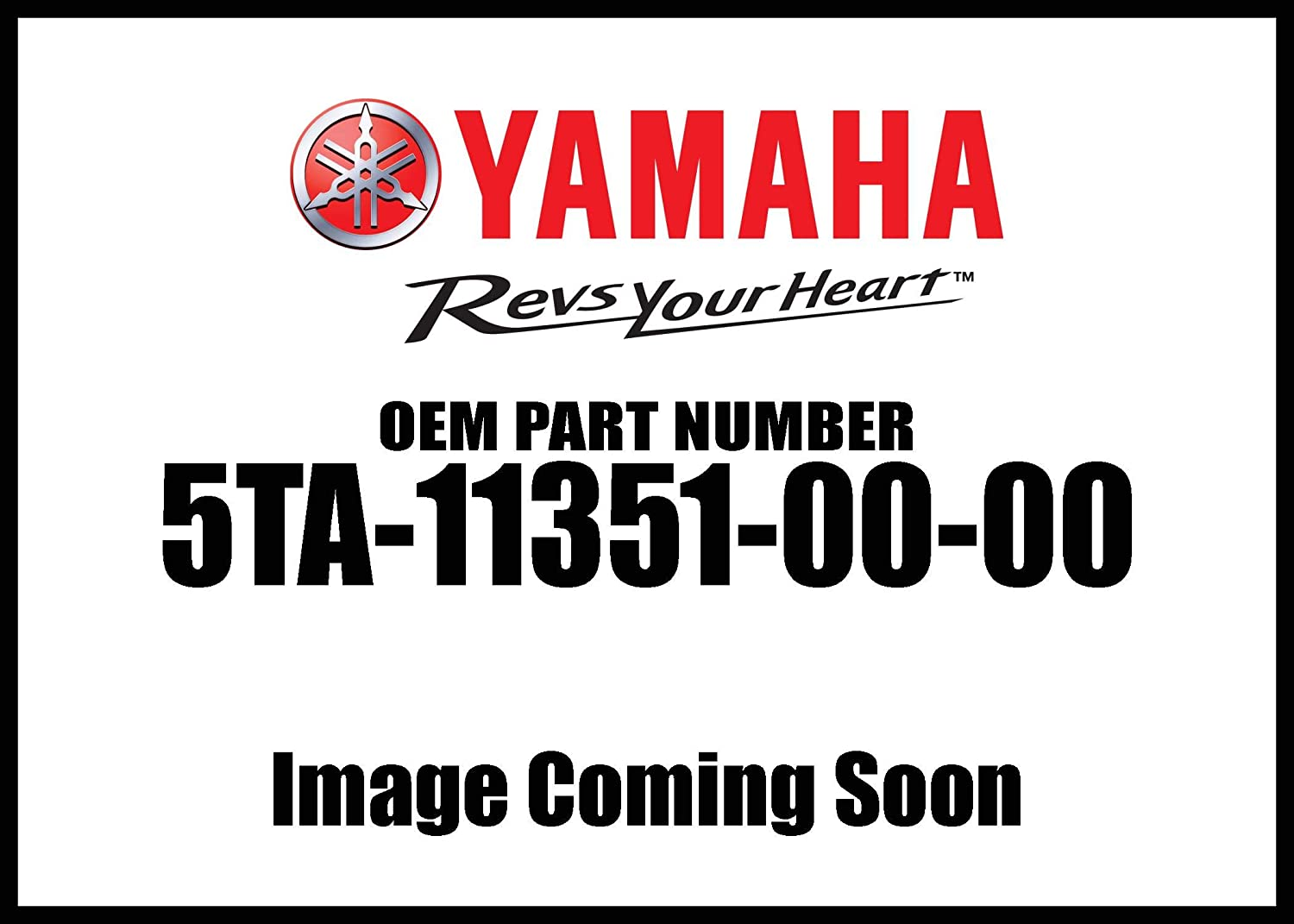 Yamaha OEM Part 5TG-11633-10-00