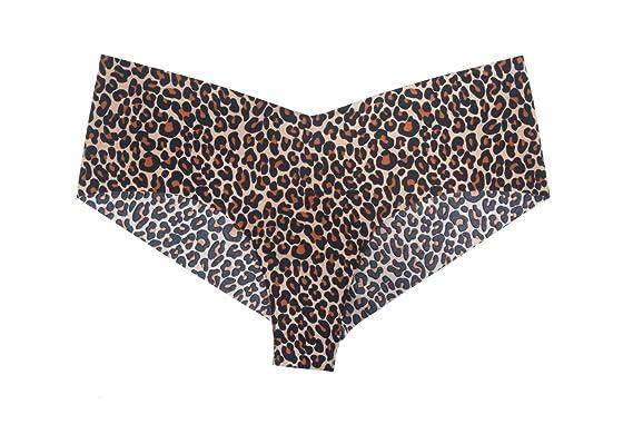 99d43ec8e483 Commando Printed Girl Short (M/L, Nude Little Jaguar) at Amazon Women's  Clothing store: Boy Shorts Panties