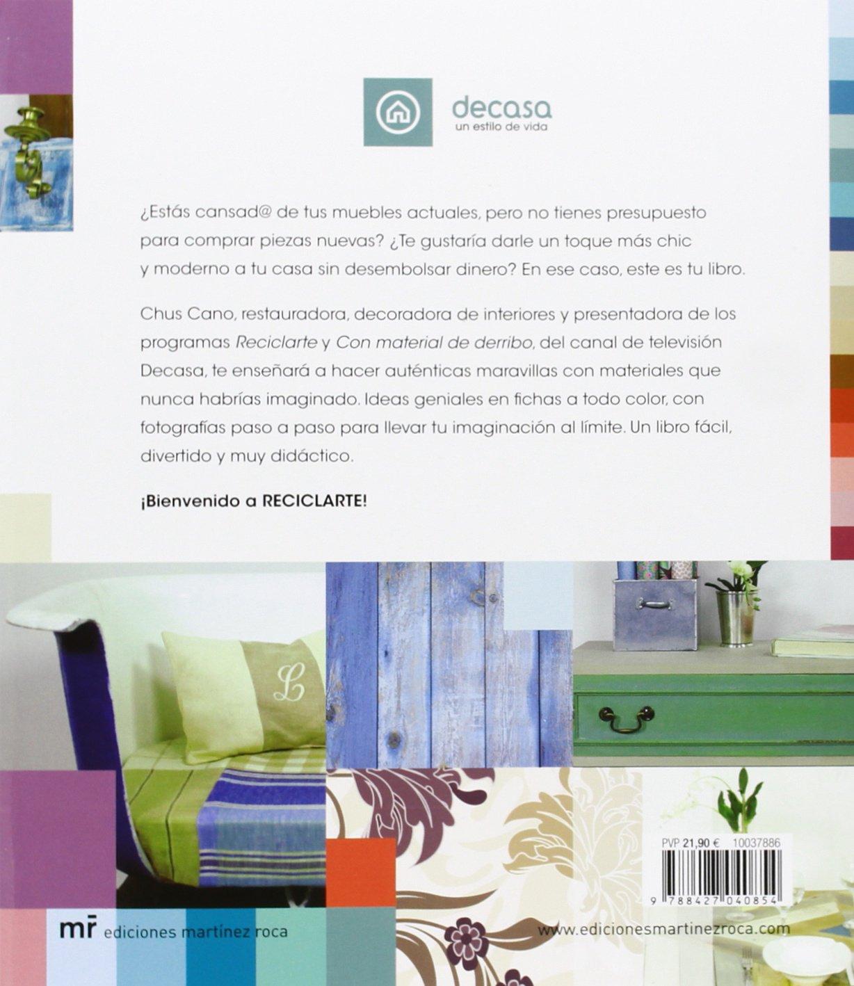 Reciclarte Haz Que Tus Muebles Sean Nicos 22 B Sicos Muy  # Muebles Martinez