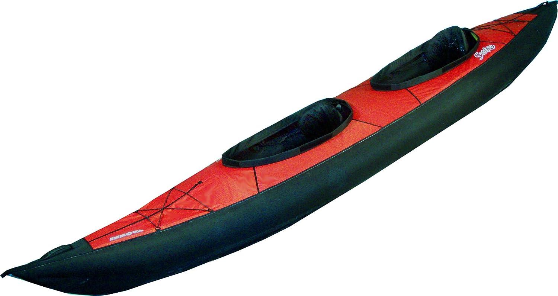 Amazon Swing II Inflatable Kayak Sports Outdoors