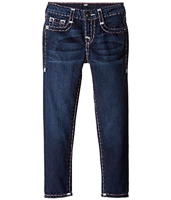 Amazon.com  True Religion Kids Baby Girl s Casey White and Pink Combo Super  T Jeans in Tear Drop Blue (Toddler Little Kids) Tear Drop Blue Jeans   Clothing 902840194