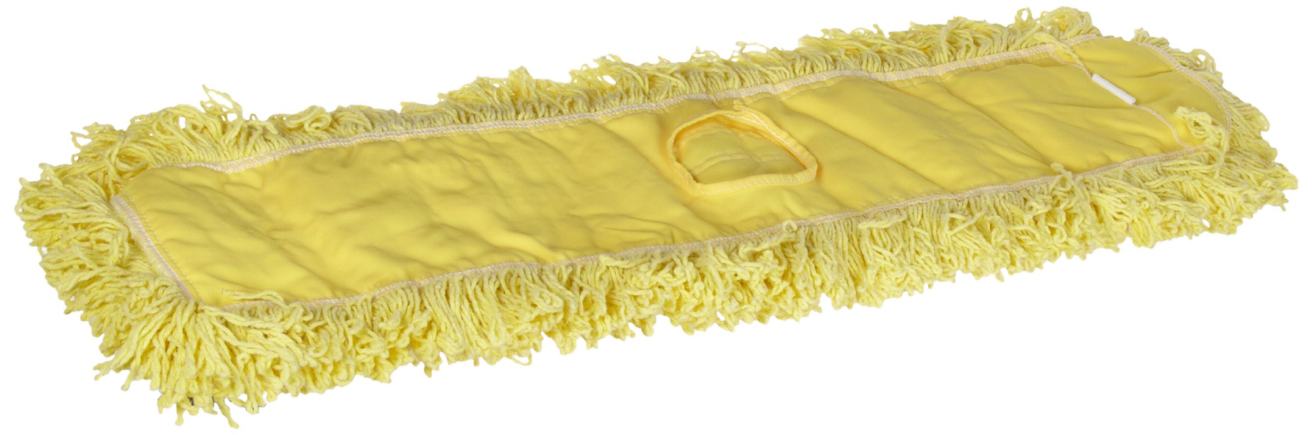 Rubbermaid Commercial Trapper Dust Mop, 36'', Yellow, FGJ15503YL00
