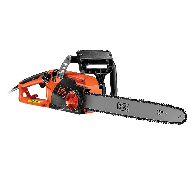 Black + Decker cs2245-gb mit Chainsaw, 45cm, 2200W